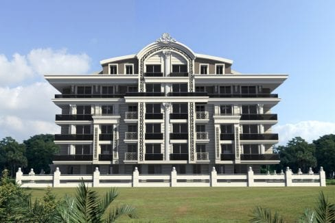 houses for sale on installments in antalya turkey