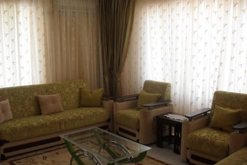 fully furnished flat rent in antalya