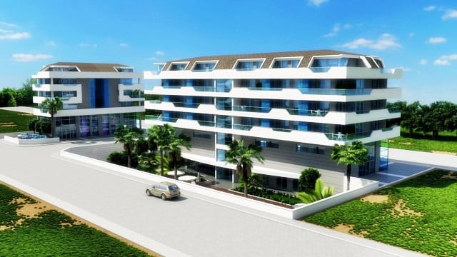 apartments for sale in alanya